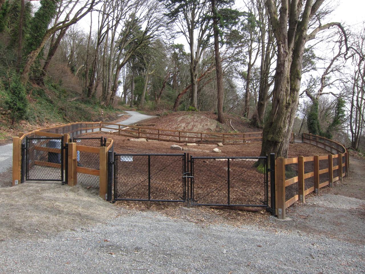 Kinnear Dog Park