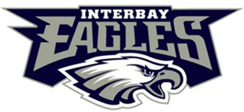 Mission Eagles Logo Interbay Eagles Logo