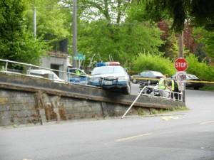 SPD Car Crash