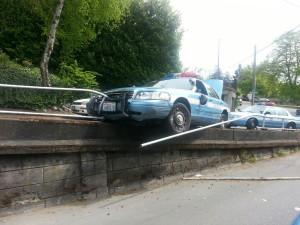 SPD Car Crash Blotter