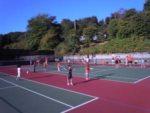 Tennis 7-8 Years