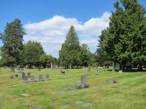 Mt Pleasant Cemetery