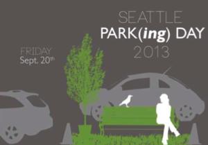 Parking Day logo
