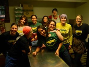 QAFB Volunteers