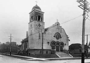St Anne Church 1910