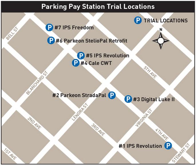Parking Pay Station Pilot