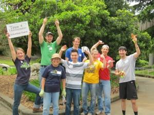 beacon hill tree ambassadors