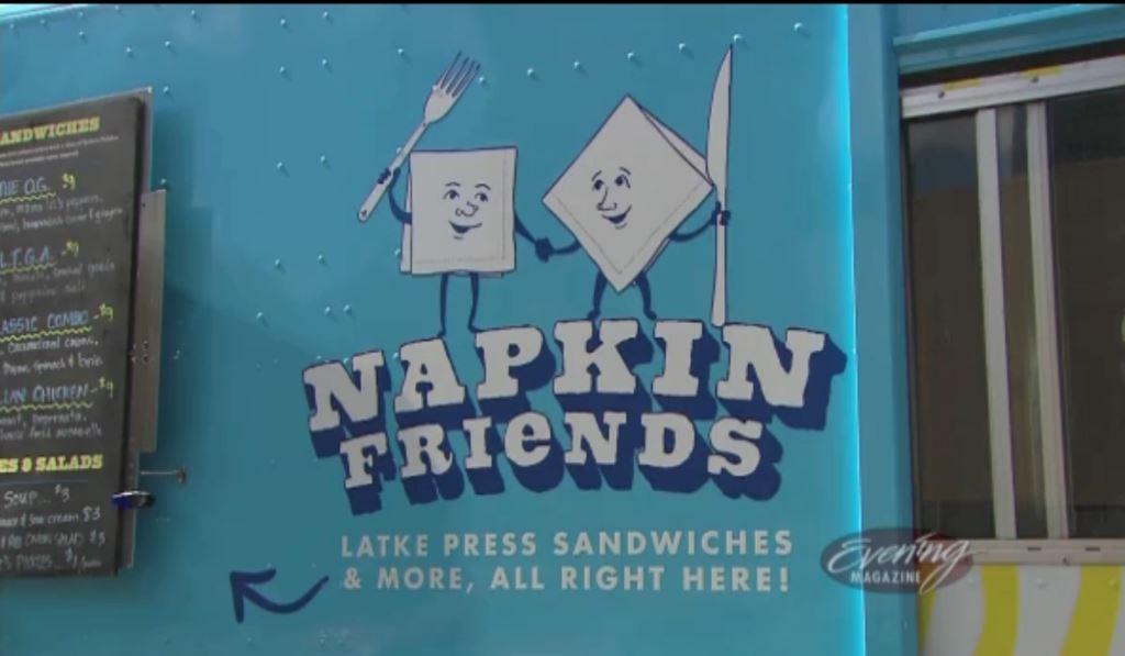 Napkin Friends