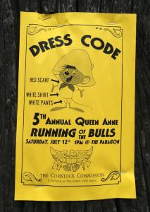 Running of Bulls speedy