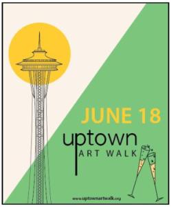 Uptown Art Walk June