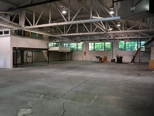 Beer Hall interior