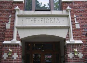 Fionia Entrance
