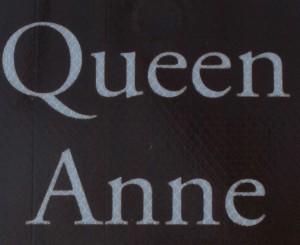 Queen Anne sign