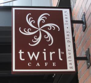 twirl logo