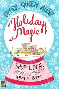 Holiday Magic poster 2014