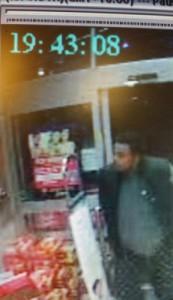 QA Robbery Suspect