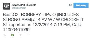 Robbery 120214