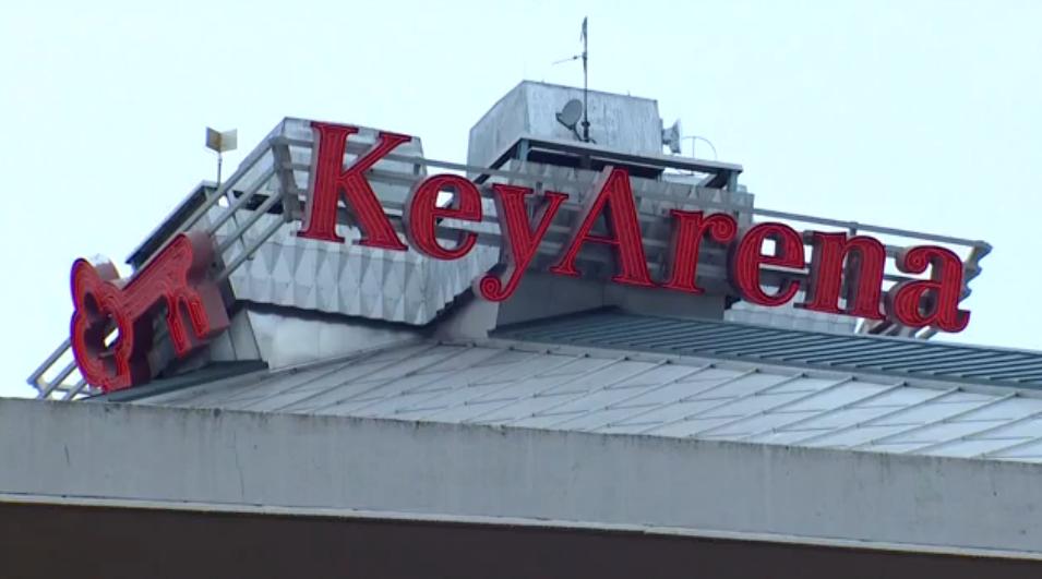 KING5 Key Arena video
