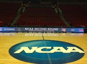 Key Arena NCAA