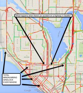 Reddit Traffic Map