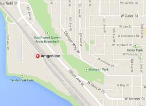 Amgen site map