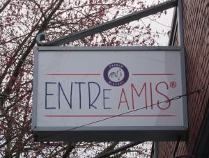 Entre Amis sign