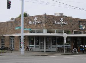 Homegrown corner