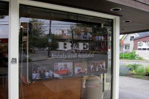 B&E Sign