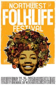 Folklife Poster 2015