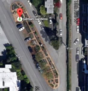 Gilman Gardens satellite