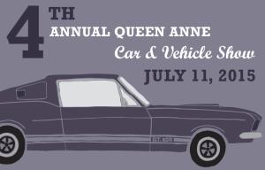 Car Show July 11 Flyer