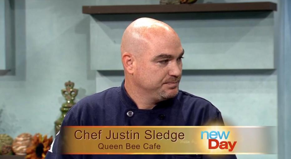 Queen Bee Cafe video