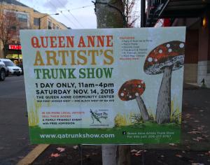 QA Artist Trunk Show
