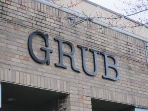 grub logo