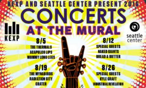 Concerts at Mural