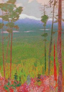 Transcendance trees